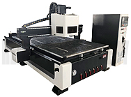 OmniCAM PRO CNC Router With Automatic Tool Changer