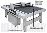Omnisign Plus Flatbed Cutting Machine H-Series