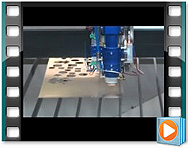 Omnisign Plus PRO 5500 Series-4 Laser Cutting/Engraving/Marking Machine Video