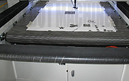Omnisign Plus PRO XT2500 Laser Cutter For Fabric, Etc.